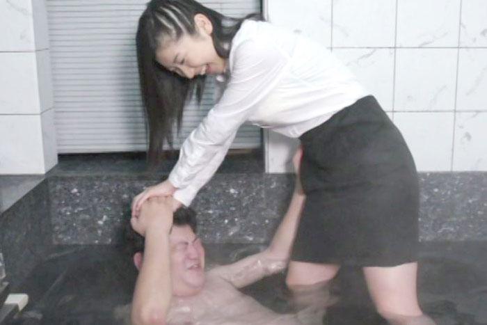 女殺し屋窒息死刑遊戯 5