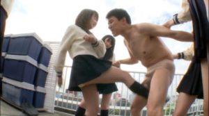 美少女JK暴脚ブーツリンチ!!金蹴り・ペニバン・逆さ吊り人間サンドバック地獄 KKK-015