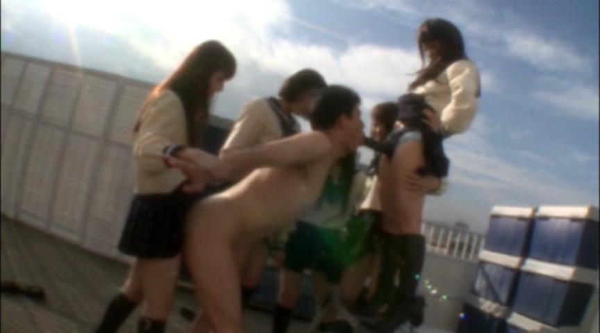 美少女JK暴脚ブーツリンチ!!金蹴り・ペニバン・逆さ吊り人間サンドバック地獄