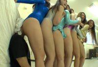 ヒップアタックフィットネスクラブ 名ばかりの護身術教室で変態講師を徹底的にしばき倒す! KKK-045