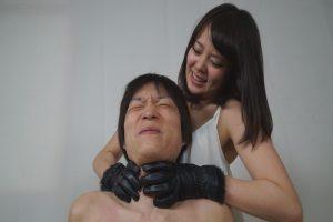 ねぇ、またくびしめにきたよ 4 - 首絞めを注文する男