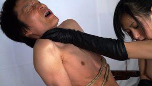 ねぇ、またくびしめにきたよ 1 - 首絞めを注文する男