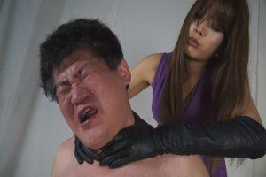 首絞めマニアの女 - 首絞め・窒息責めに性的興奮を覚える女性