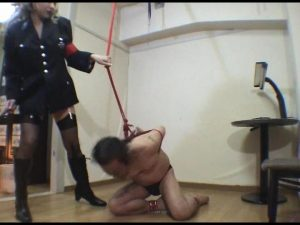 軍服巨乳拷問官 残虐!スパイ拷問調教 FKD-28
