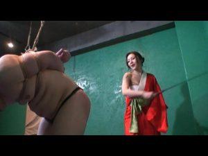 美人刺青女王 残虐!復讐の拷問責め FKD-34