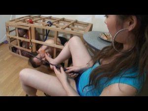 女子大生の復讐 暴虐の拷問責め FKD-41