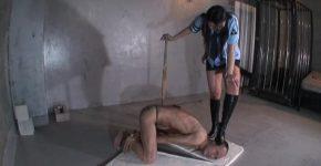 美人拷問官リナ スパイ残虐拷問責め FKD-44
