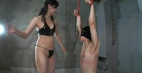 美人拷問官美也 残虐の吊り拷問責め FKD-47