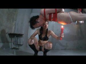 美人拷問官美也 残虐の吊り拷問責め