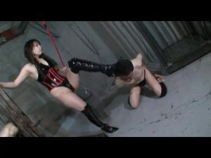 美人調教師綾乃 残虐!地獄の拷問調教