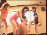 女子○生フィットネス事件簿 変態イントラ聖水溺死おしマイケル!! HANA-03