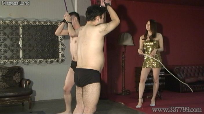 先行配信動画:不良マゾ男は奴隷市場へ逆戻り 3