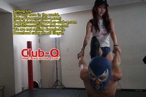 世界最強の失神 ScissorGoddess 121 CLUB-Q DD121