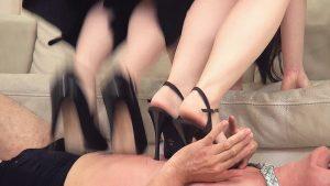 『嬢王☆発掘』黄金Mホスト~アイドル姉妹の慰みもの便器奴隷