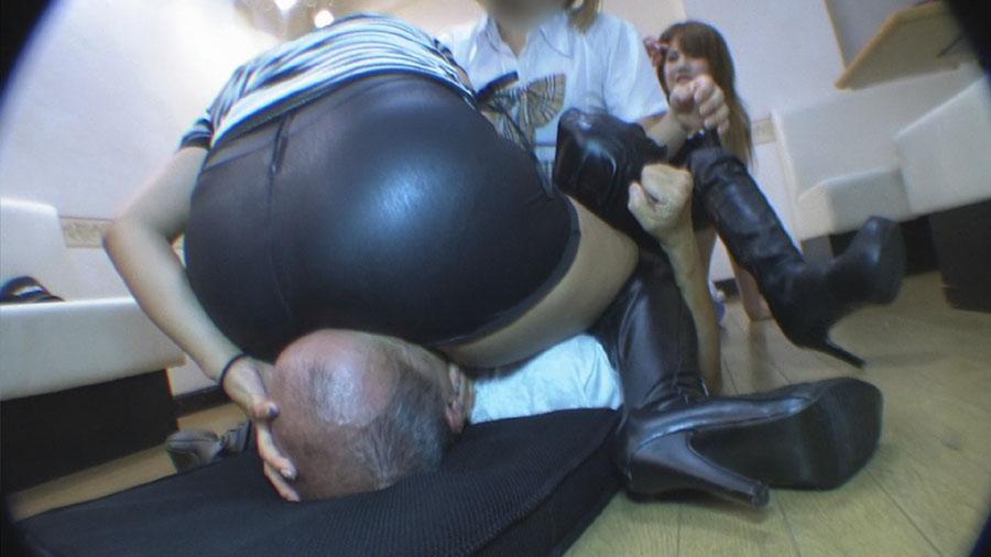 顔面騎乗・顔面椅子 画像まとめ 4