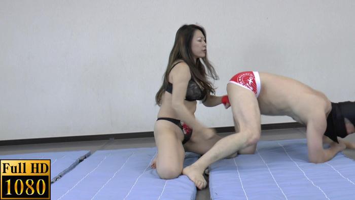 セクシー詩歩の金蹴り・金責めまとめ 2