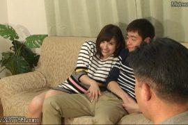 先行配信動画:寝取られマゾ夫に浮気を見せつけあざ笑う妻 3