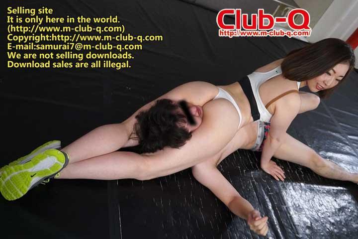 世界最強の失神 ScissorGoddess 125 CLUB-Q DD125