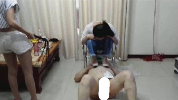 中国S女集団の残酷女子会 ~糞尿汚物リンチ~
