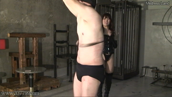 絶対服従を誓い玩具にされるマゾ男 大沢美由紀 ミストレスランド
