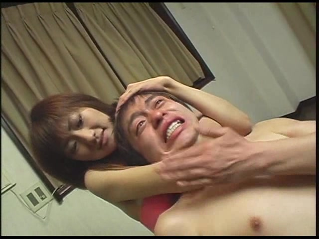 DEAD OR ALIVE M男格闘転落遊戯 弐 ORI-03