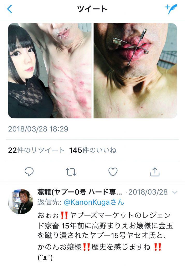 ヤプーズマーケット 最新作twitter情報