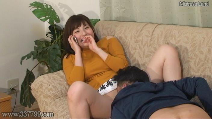 寝取られマゾ夫に浮気を見せつけあざ笑う妻 早川瑞希 画像 08
