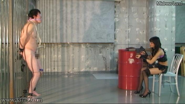 貞操帯で射精管理されCBT調教されるマゾ男 楓(かえで) 画像 15