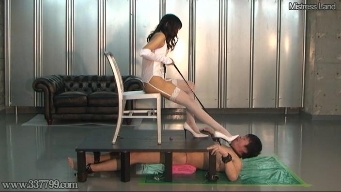 貞操帯で射精管理されCBT調教されるマゾ男 楓(かえで) 画像 04