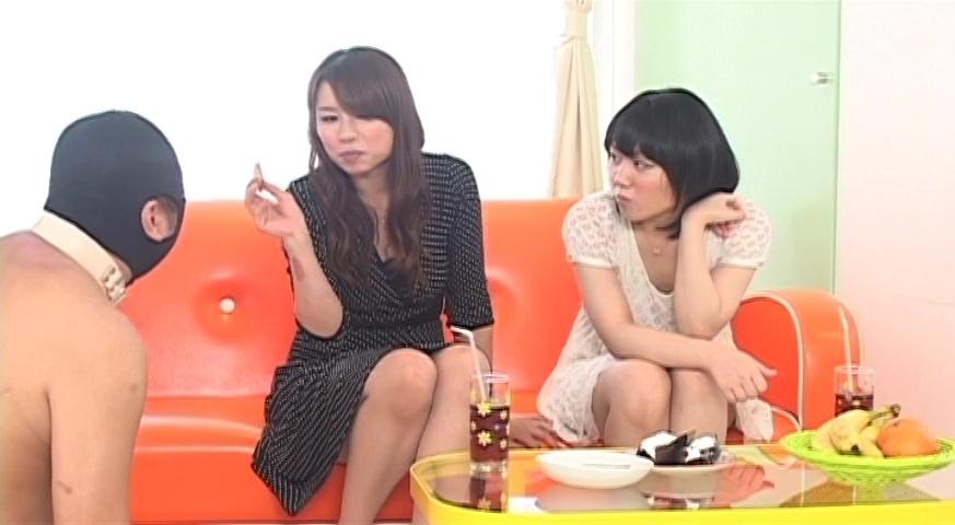 『嬢王☆発掘』Project Zeroフェチ別総集編 〜 舐め犬顔騎Part1