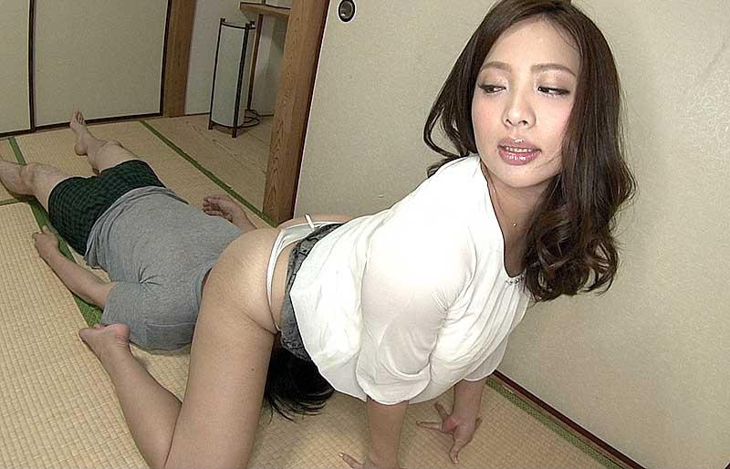 虎丸フェッチAV 美尻痴女・尻フェチ動画 佐々木恋海 05