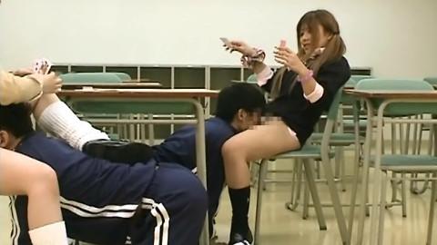 強制クンニ 01