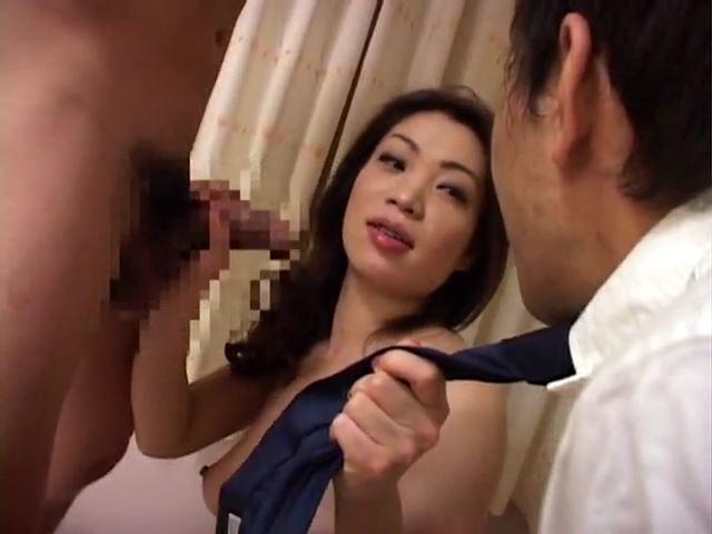 豚夫物語 豚夫に他の男とのセックス奉仕を強要 04