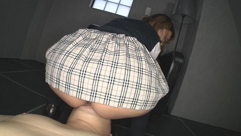 【尻フェチ】デカ尻顔騎・尻コキ @Marrion AV 佐久間亜紀 02