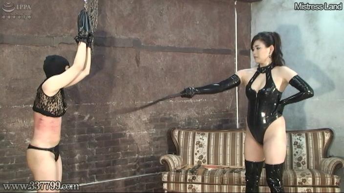 先行配信動画:兎女鬼女王様と崇拝する奴隷信者達 2