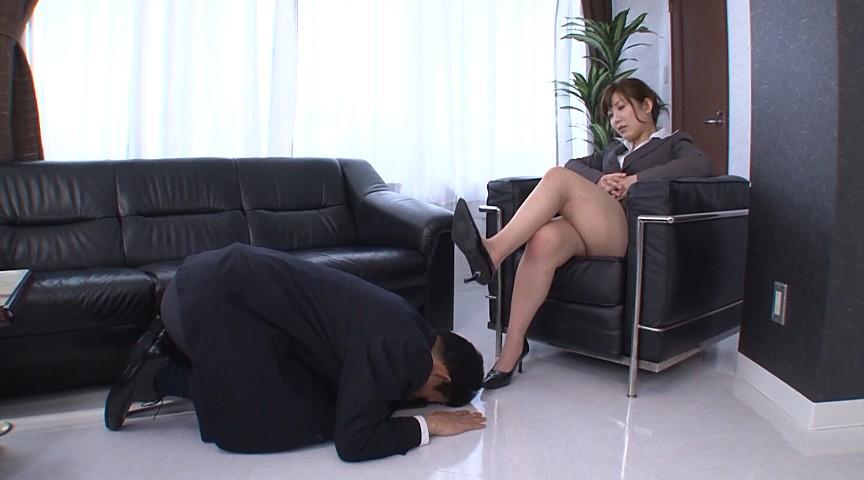 飛び込みでやってきた営業マンにセパハラで小便ぶっかけ! 美泉咲 01
