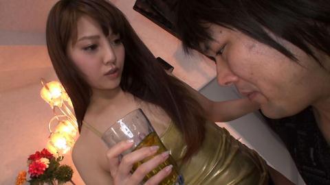 ボディコンお姉さんの強制飲尿 みづなれい 02