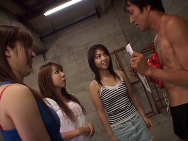 「殴られ屋」をいたぶって遊ぶ集団女性 山本瞳子 汐見ゆうな 新川舞美 02