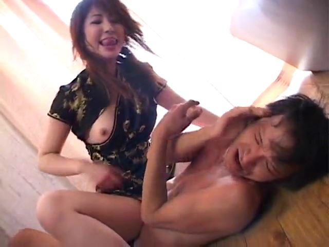 廃人宣言 山本瞳子の暴行マッサージ 09