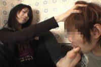ララと浴室飼い奴隷の激クサ変態プレイ 03