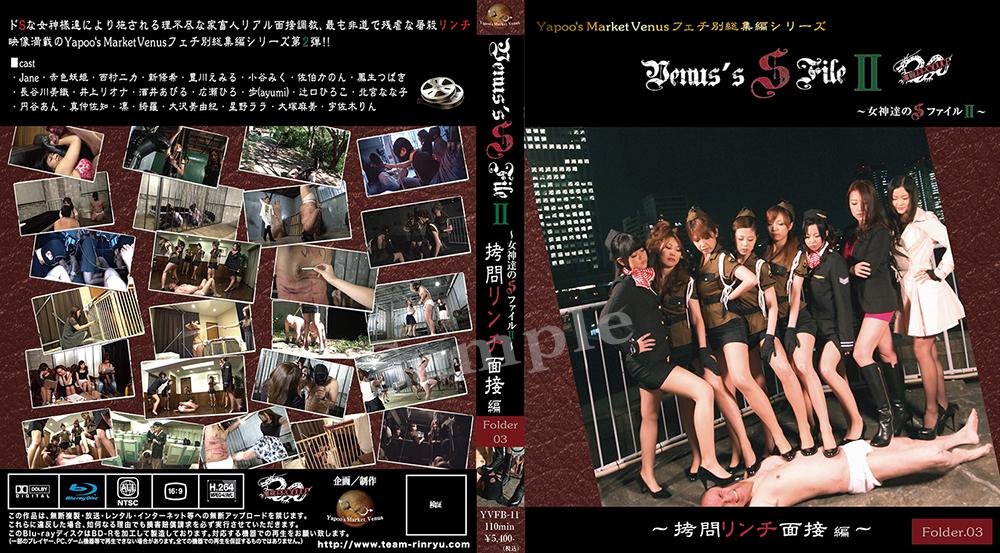 女神達のSファイル2 ~ 拷問リンチ面接編 Folder.03