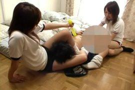 ぶるま女子校生W調教 Airi & Mai