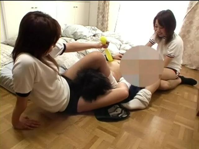 ぶるま女子校生W調教 Airi & Mai 画像 10