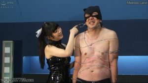 サドお嬢様と変態マゾ執事 瀬川みおり 画像 12