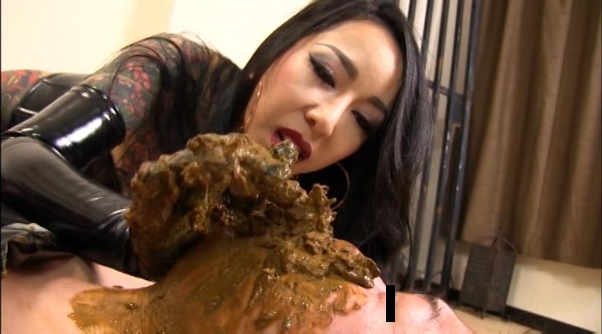 黄金と分泌物に溺れる豚マゾたち 妖湖女王様 お友達の家畜 画像 06