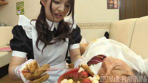 強制食糞メイドカフェ 綾瀬もも乃 画像 12