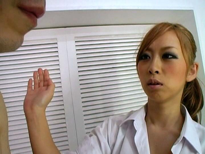 GAL Junkie 22 秋川みなみ 超上目線M男イジメ
