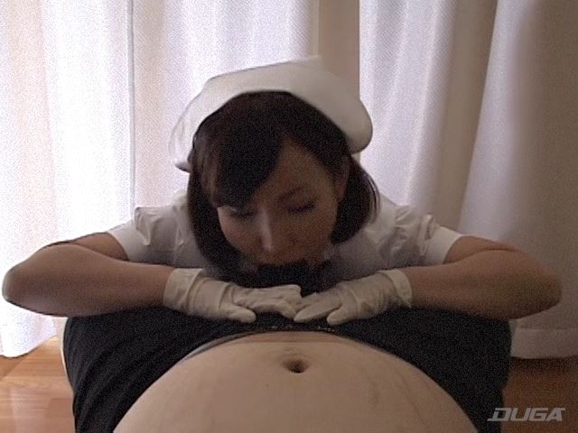 M男が通う爆乳痴女看護婦の病院 画像 01