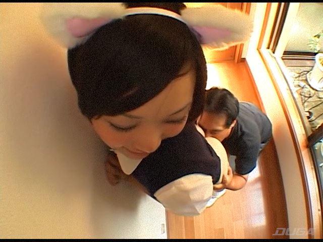 M男依存少女 彩芽はる 画像 01