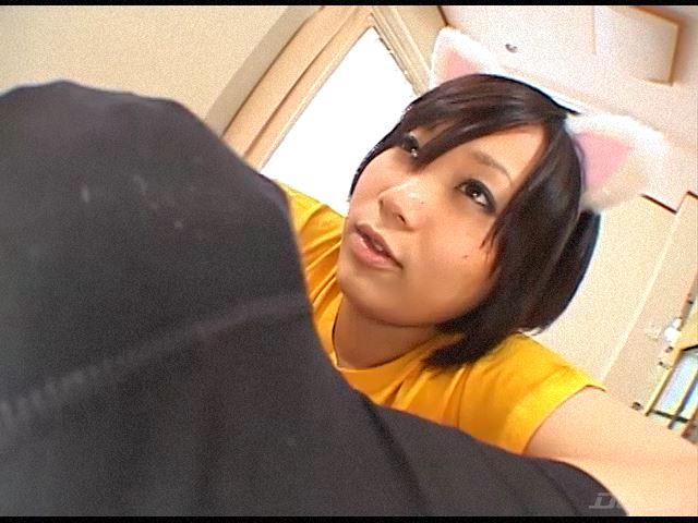 M男依存少女 彩芽はる 画像 03